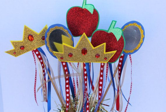 Princess Party  WANDS  Girls Birthday Party by PSKreativeKreations, $18.00