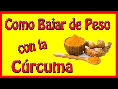 Adelgaza con Agua Tibia con Cúrcuma y Limón y Goza de sus Beneficios - YouTube