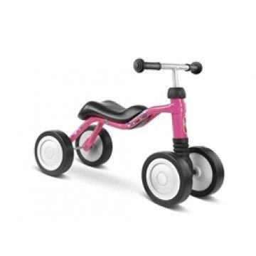 Puky Wutsch babycykel Lovely Pink