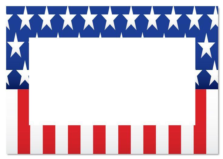 Free american flag clip art border american flag border clip art