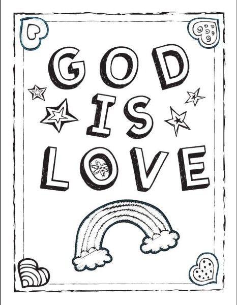 598 best Colouring - Christian images on Pinterest