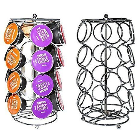 The 25 best dolce gusto pod holder ideas on pinterest - Distributeur capsule dolce gusto ...