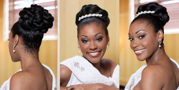 51 Best **NATURAL HAIR WEDDING STYLES** Images On Pinterest