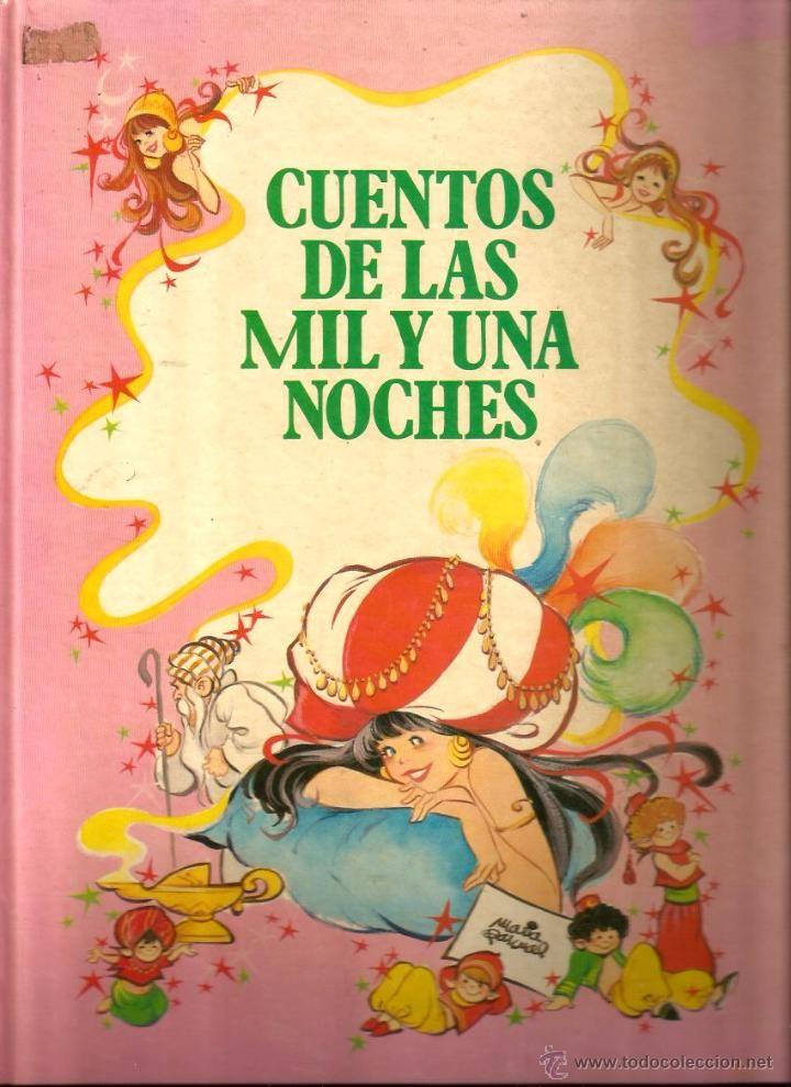 CUENTOS DE LAS MIL Y UNA NOCHES VOL. 4 ( DIBUJOS DE MARIA PASCUAL ) - Foto 1