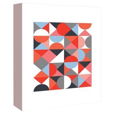 10+ ideas about Geometric Painting on Pinterest | Geometric art ...