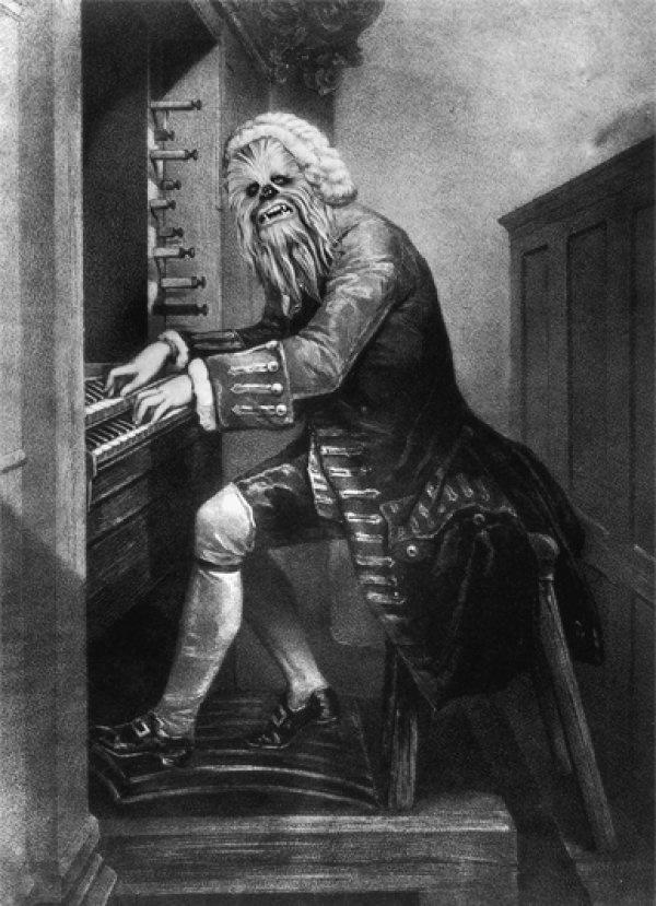 Bach Pun: Chew-Bach-Ah