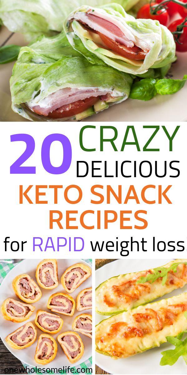 Keto Snack Recipes