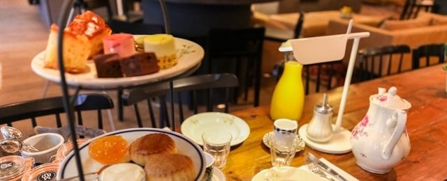 High Tea Townhouse Hotel - http://www.townhousehotels.nl/blog