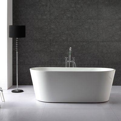 5 Feet Acrylic Bath Tub