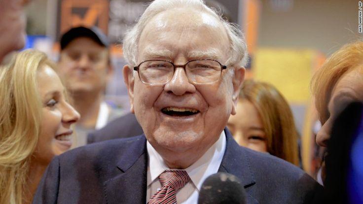 'I blew it': Buffett laments missing out on Google #Tech #iNewsPhoto