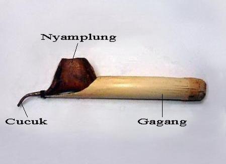 Cetakan batik, Batik tool,  Indonesia