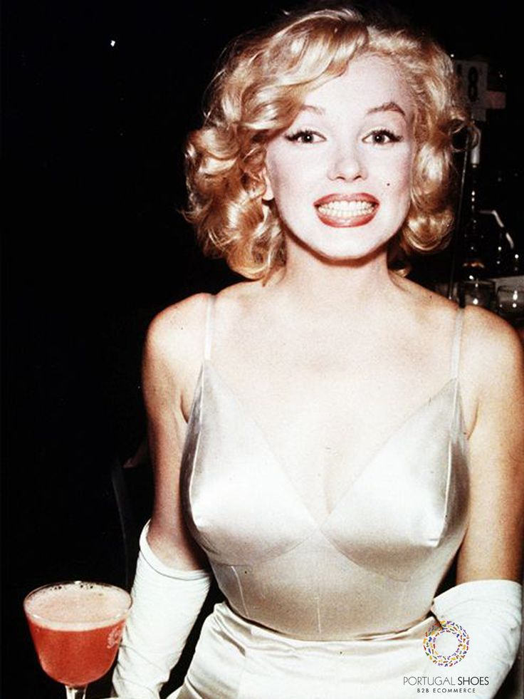 Give a girl the right shoes, and she can conquer the world. Marilyn Monroe
