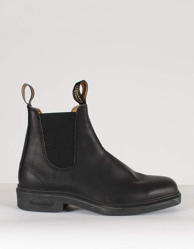 Blundstone Women's 068 Chisel Toe Boots Black - Still Life - 1