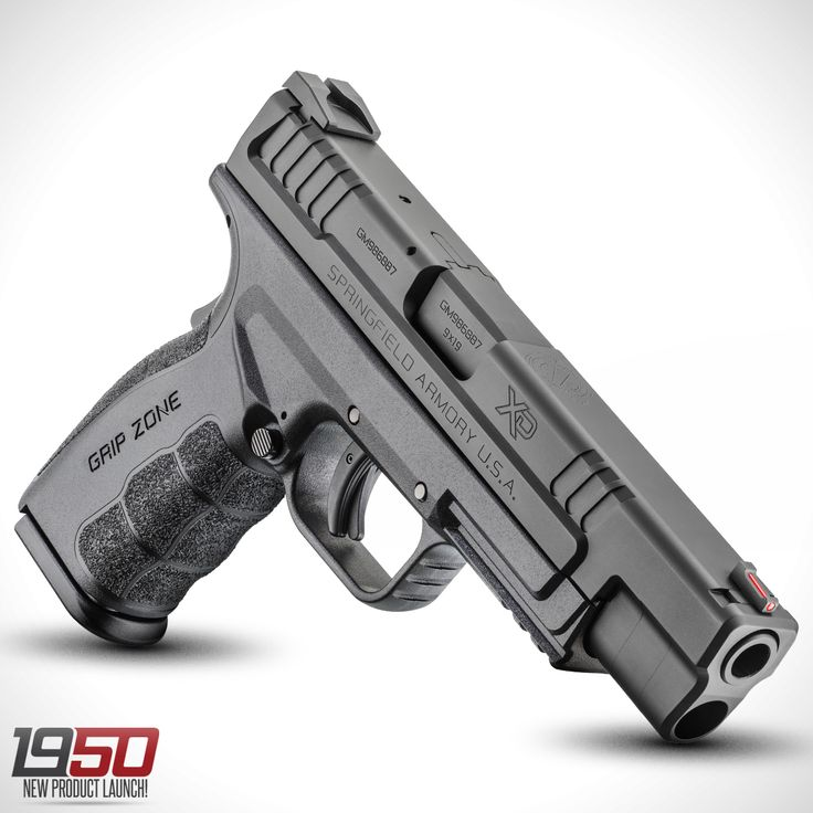 Springfield Armory XD Mod.2 Tactical Model