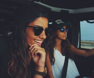 Kareoke in the car with my bff
