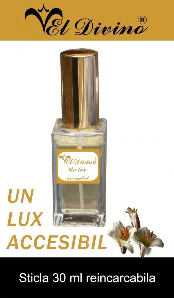Bottles and Perfume testers. Sticla de 30 ml Parfumuri EL Divino Romania