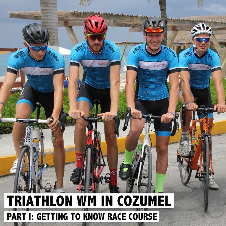 Der Luxemburger Oliver Gorges bei der Triathlon WM in Cozumel, Mexiko. Wie er die Akklimatisierung vor Ort meistert...Mehr dazu auf www.rosportlife.com