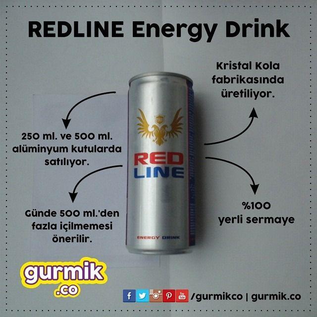 Enerji içeceğinde yeni yerli marka: #RedLine… Tamamen yerli formülle ve yerel damak tadına uygun olarak üretien Red Line'ın içeriği, şeffaf bir şekilde internet sitesinde tüketicisiyle de...