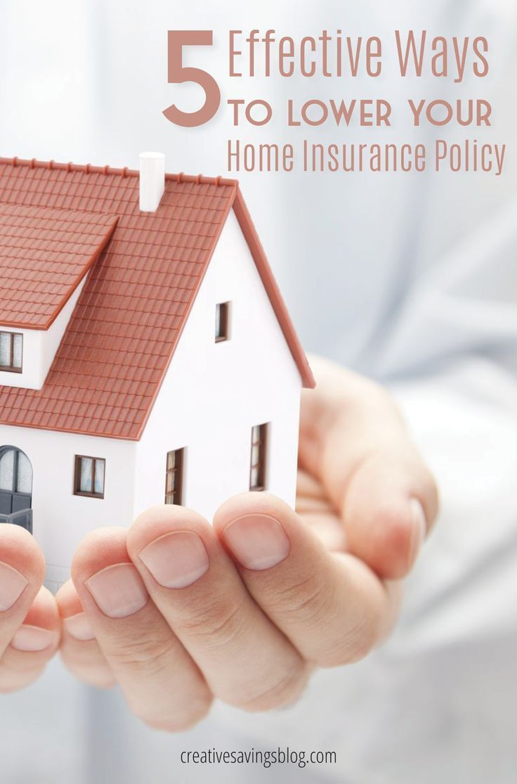 Don`t let your home insurance policy become a once-and-done kind of deal. Here are 6 ideas to reduce your homeowner`s insurance even further while still accessing top-notch coverage. #3 is such an easy fix! {31 Days to Radically Reduce Your Expenses, Day 5}