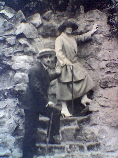 My grandparents from Den Hague late 20's