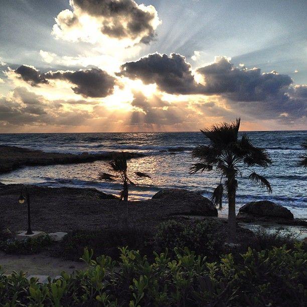 Pafos beach