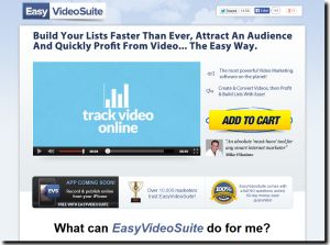 Need an easy way to create videos, do live capture videos, upload, edit and analyze your data? Read my Easy Video Suite Review