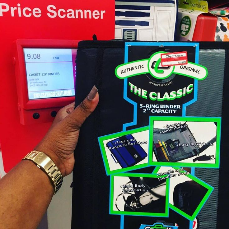 Couponer Clearance:  Case It Binders at Target http://simplesavingsforatlmoms.net/2017/08/couponer-clearance-case-it-binders-at-target.html