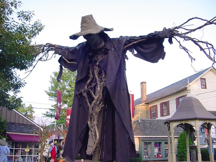 1000 Images About Scarecrows Field Of Screams On