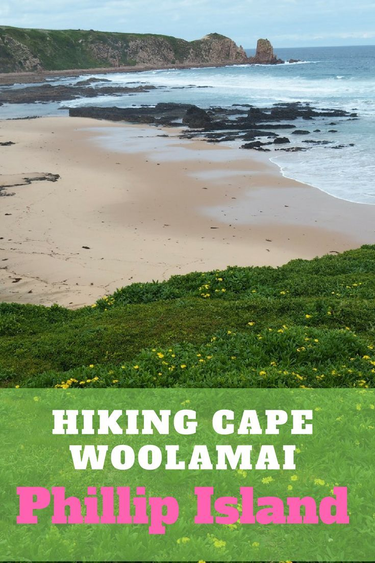 If you like beautiful scenery and you are heading to Phillip Island in Victoria (Australia), check out the Cape Woolamai Circuit. This 8.3 kms hike is an easy hike offering some gorgeous views over parts of the island, Bass Strait and Woolamai Beach. Travel in Oceania.