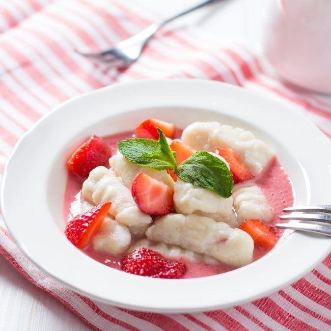 7 вкуснейших и простых творожных завтраков / Едальня