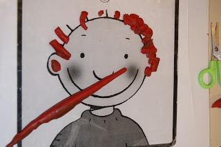 WELKOM IN DE KIKKERKLAS !: Thema : de kapper
