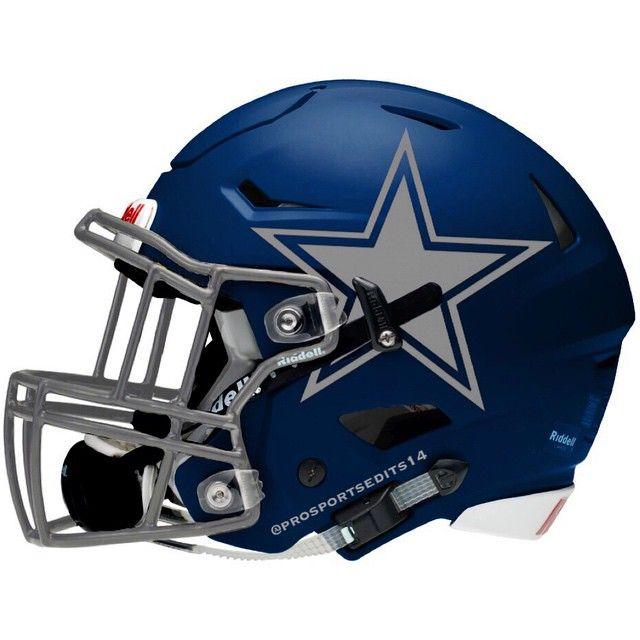 19 best dallas cowboys helmet images on pinterest - Dallas cowboys concept helmet ...