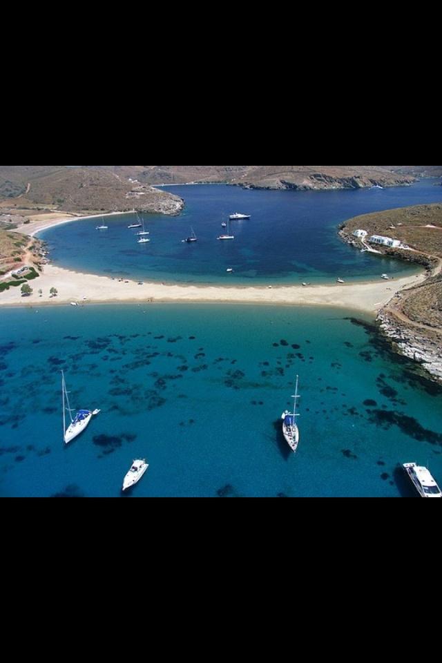 Kolona beach- Kythnos- Greece