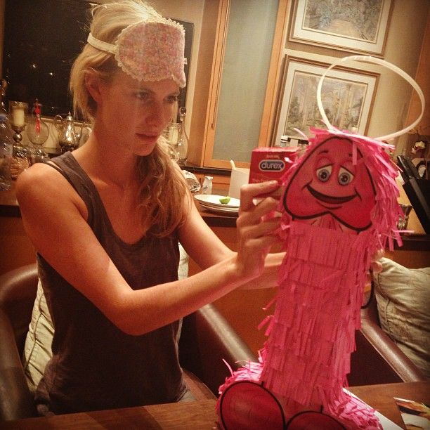 Who Knew Stuffing A Penis Piñata Would Be So Fulfilling