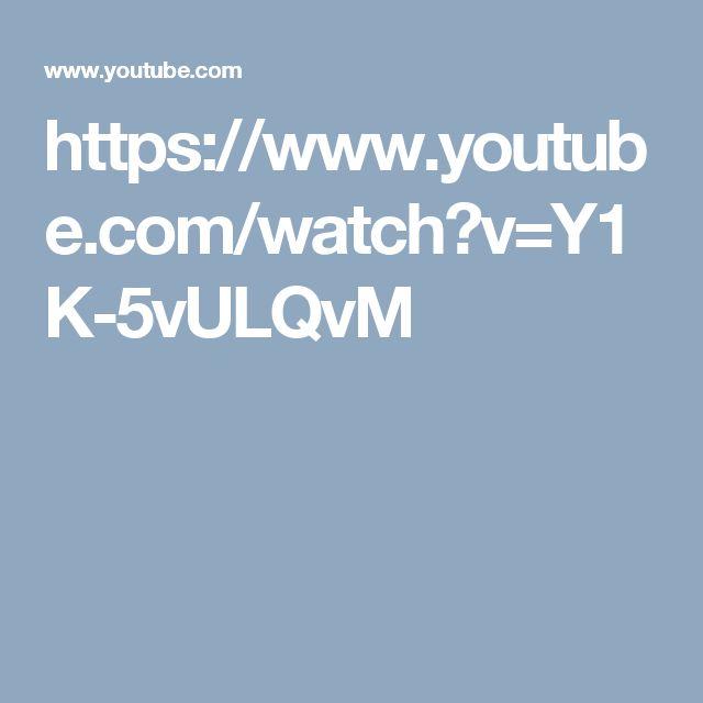 https://www.youtube.com/watch?v=Y1K-5vULQvM
