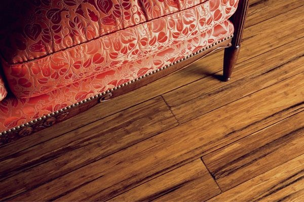 Bamboo Flooring Antique - distributed by Ecologic Group