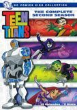 Teen Titans: The Complete Second Season [2 Discs] [DVD]