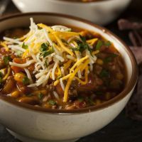 Southwestern Spice Chicken Chili