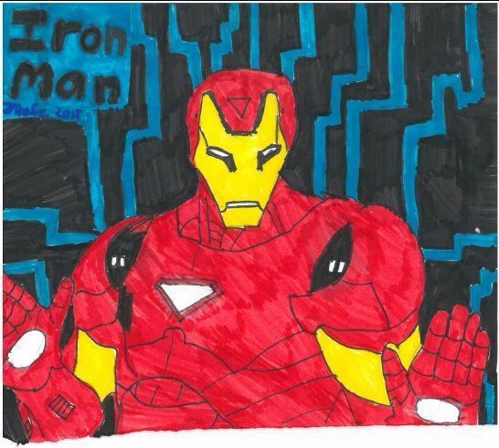 Jamie T. - Iron Man