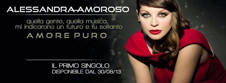 #AlessandraAmoroso #AmorePuro