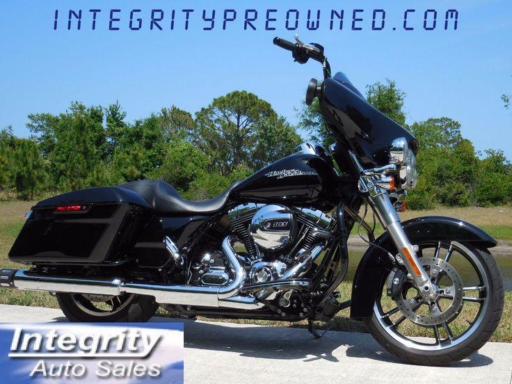 eBay: 2014 Harley-Davidson Touring 2014 Harley Davidson FLHX Street Glide Very Cool Bike!!!!! #harleydavidson