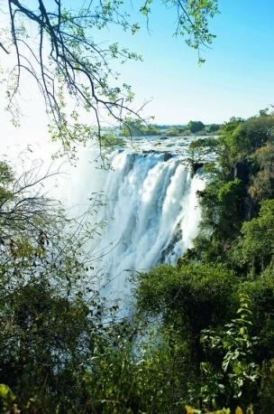 #VictoriaFalls #LivingstoneIsland #Zambia #travel #viaggi
