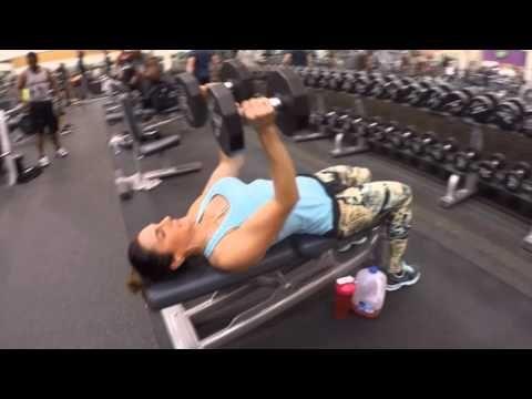 Dumbbell Full Body Workout 2 | Fitness Food Diva | Bloglovin'