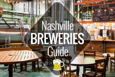 Nashville Breweries Guide | Nashville Guru