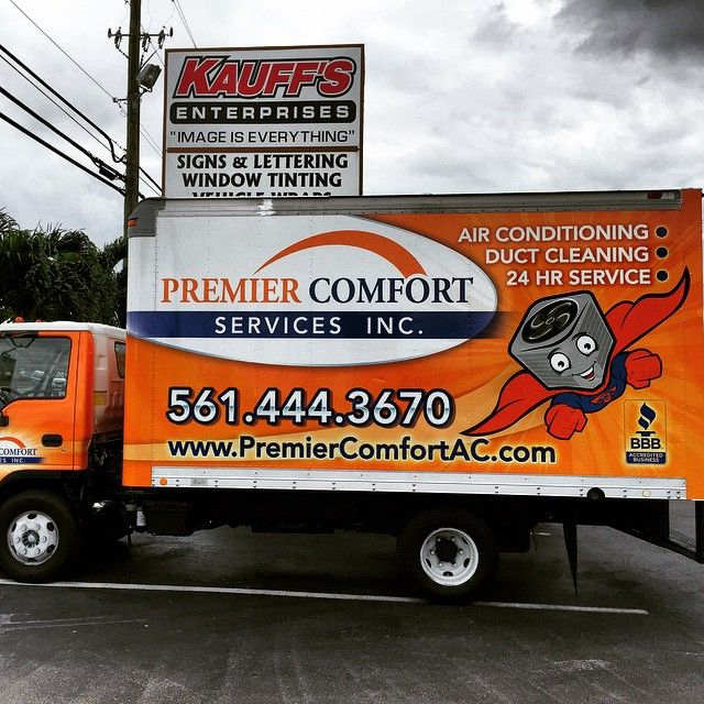 Premier Comfort Services is a fullservice air