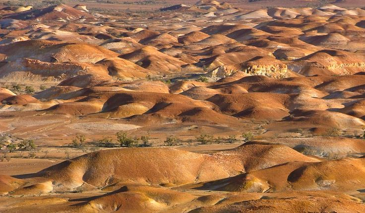 Painted Hills - Coober Pedy