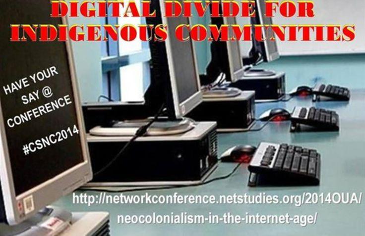 Digital Divide for Indigneous Communities.   Editor: Cheryl Deguara