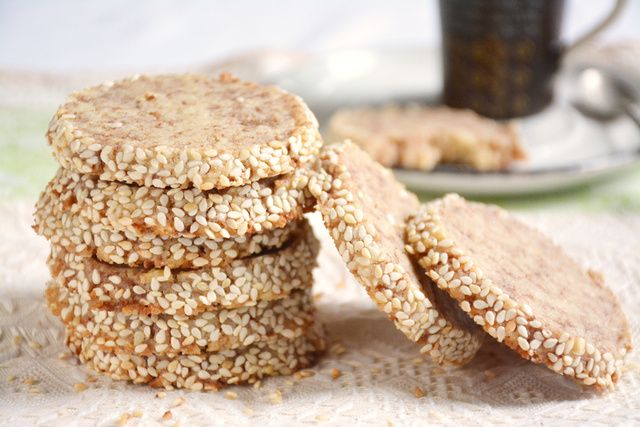 Dívány - Alapkonyha - Pénteki süti: tejcsokis-ropogós keksz
