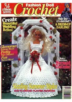 Fashion doll crochet by jenny tucker - issuu