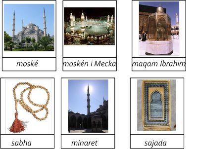 Detta är ett material om muslimska saker med kort i tre delar.Materialet innehåller 30 bildkort, 30 faktakort (alla utom ett skrivna av mig själv), samt 2 fakta kort ett som heter Vad är islam? och…